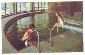 Harrison hotel , B.C. , Canada , 40-60s ; Health Pavilion