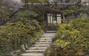 Connecticut Hartford Rest House Keney Park