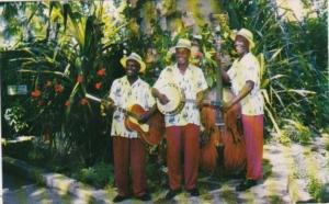 Bahamas Nassau Royal Victoria Hotel Nassau's Famous Blind Blake and Band