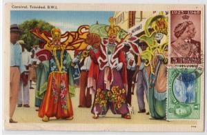 Carnival, Trinidad B.W.I.