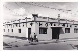 Mexico Hotel Marin Real Photo RPPC