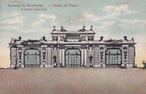 MONTEVIDEO, Uruguay, 1900-1910's; Casino Del Prado