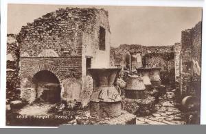 Italy Pompei Forno e Mulini Ovens and Mill