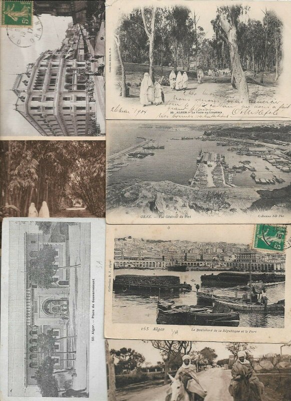 Algeria Postcard Lot of 20 Alger  01.16