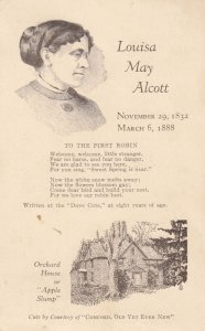 Louisa May Alcott , 1953
