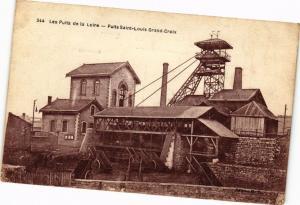 CPA Les Puits de la Loire - Puits St-Louis GRAND-CROIX (225929)