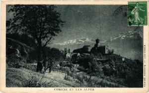 CPA CORENC et les ALPES (434816)