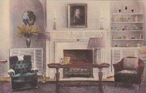 Ohio Tiffin North End Living Room Showing Portrait of Cora R Andriessen Natio...