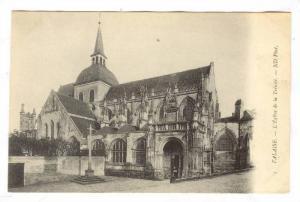 FALAISE.-L'Eglise de la Trinite, France, 00-10s