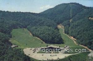 Gatlinburg Ski Resort, Gatlinburg, TN USA Ski, Skiing Postcard Post Card Old ...