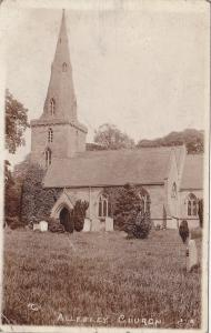 RP; Allesley Church, West Midlands, England, United Kingdom, PU-1914