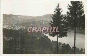 Modern Postcard Gerardmer From Xettes