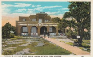 GRAND CANYON Nat. Park, Arizona; 10-20s; Verkamp's Souvenir Store