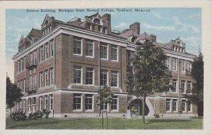 Michigan Ypsilanti Science Building Michigan State Normal College