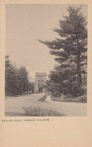 POUGHKEEPSIE, New York , 10-30s; Taylor Hall, Vassar College