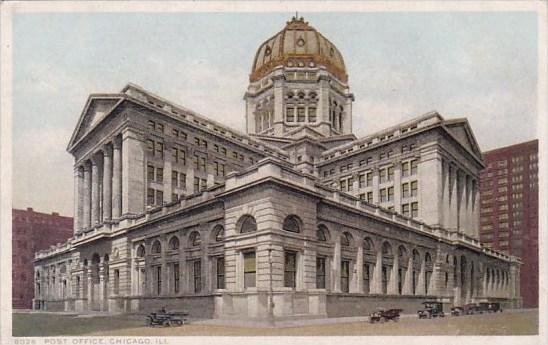 Illinois Chicago Post Office