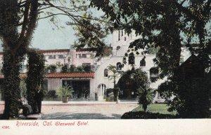 RIVERSIDE, California, 1900-1910s; Glenwood Hotel
