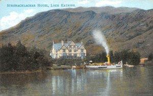 Stronachlachar Hotel Loch Katrine Scotland, UK Unused