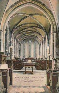 MINSTER CHURCH , York , 00-10s ; Interior