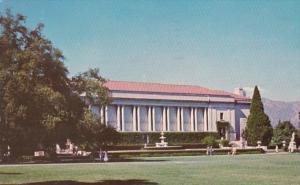 California Pasadena The Huntington Library 1957