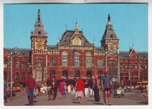 P599 JLs vintage amsterdam central station