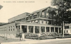 NH - Claremont. The Colonial Hotel