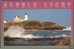 Nubble Light, Maine, LIGHTHOUSE