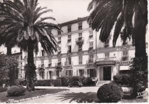 RP: Hotel Continental , NICE , France , PU-1950