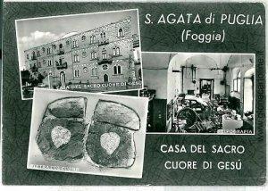 07864 CARTOLINA d'Epoca - FOGGIA: SANT'AGATA DI PUGLIA