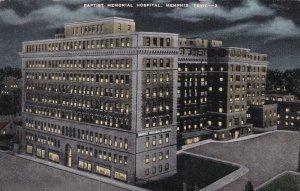 MEMPHIS , Tennessee , 1930-40s ; Baptist Memorial Hospital