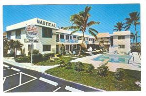Nautical Apartments, Swimming Pool, Fort Lauderdale, Florida, 40-60s