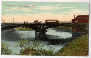 Michigan Ave. Bridge, Lansing Mich