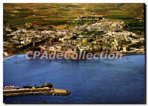 Postcard Modern Otranto Vedula aerea Aerial view