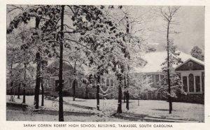 TAMASSEE , South Carolina , 1910-30s ; High School