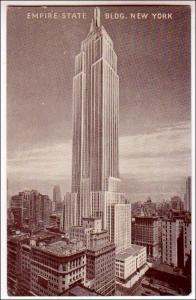Empire State Bldg NYC