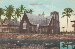 Church in COLON, Panama , 1900-10s