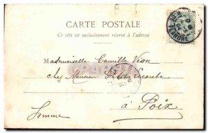 Paris - 16 - Bois de Boulogne - Route de Suresnes - Old Postcard