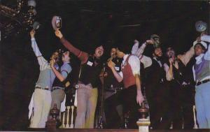Singing Waiters Rosie O'Gradys Church Street Station Orlando Florida