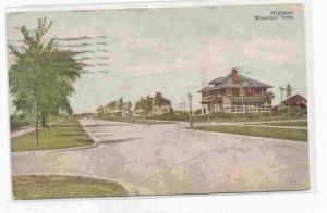 Highland, Waterloo, Iowa, PU-1917