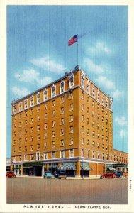 Nebraska North Platte Pawnee Hotel