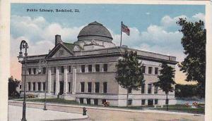 Public Library , Rockford , Illinois, 00-10s