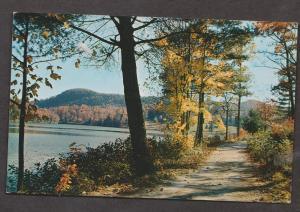 Peaceful Scene In Muskoka, Ontario - 1970s Unused