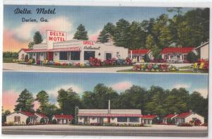 Delta Motel, Darien GA