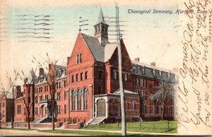 Connecticut Hartford Theological Seminary 1910