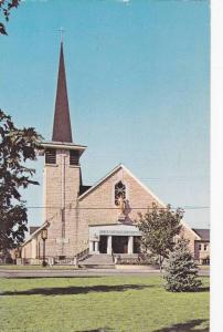 Eglise Immaculee Conception, Drummondville Ouest, Quebec, Canada, 1940-1960s