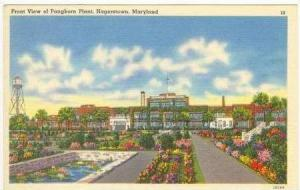 Front View,Pangborn Plant,Hagerstown,MD,1930-40s