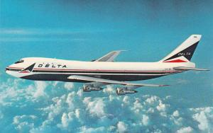 Fly DELTA's 747 Jet Airplane , 60-70