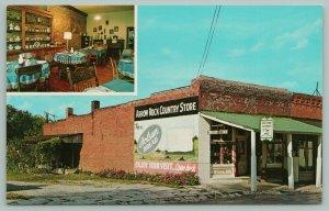 Arrow Rock Missouri~Arrow Rock Country Store & Kitchen~Exterior & Dining~1960s
