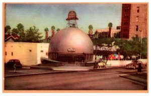 California  Los Angeles Brown Derby restaurant