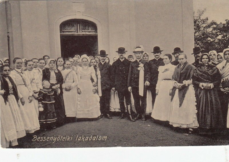 HUNGARY , 00-10s ; Bessenyotelki lakadalom